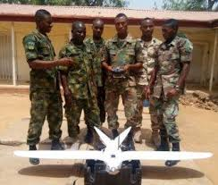 Nigerian Missile 1