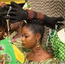 Why Can't Nigerians Plait The African Styles And Forget Those Western Wigs?
