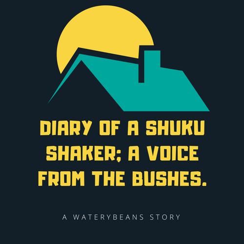 Diary of a shuku shaker